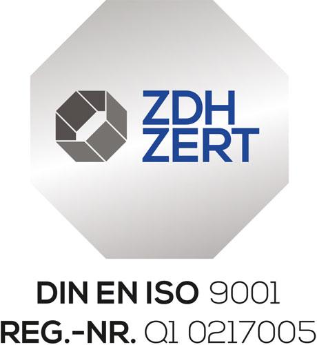 ZDH Zertifikat